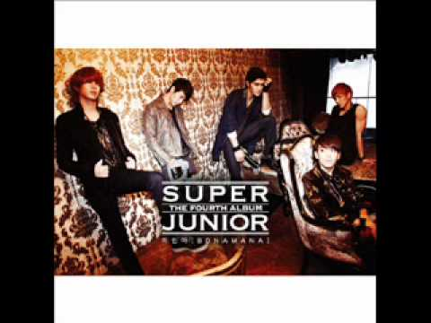 Super Junior - My Only Girl