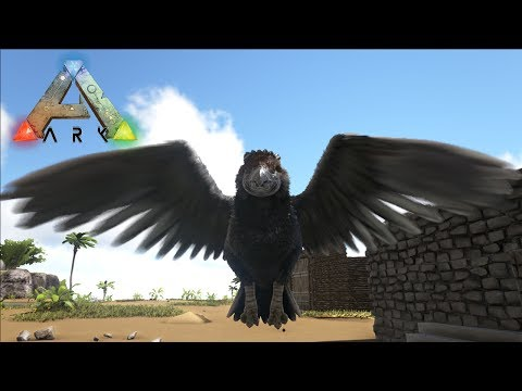 Ark Survival Evolved - ARGENTAVIS TAMING!! (ARK RAGNAROK MAP)