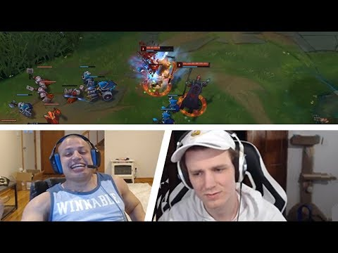 TYLER1 React To YASSUO RAGE | HASHINSHIN vs TF BLADE FUNNIEST MOMENTS OF THE DAY #326