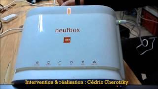 NeufBox démarrage