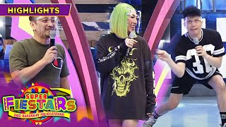Vice, Vhong and Jhong reminisce their childhood games | It's Showtime Super FieSTARs