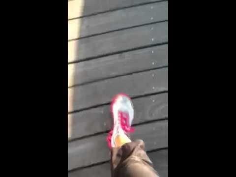 Walking on franks twist