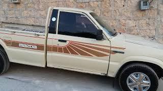 بيكاب مازدا محرك آرتو كامل المواصفات للبيع بسعر 2750 دولار ريف حلب الغربي قرية السحاره ابوعبدو شايب