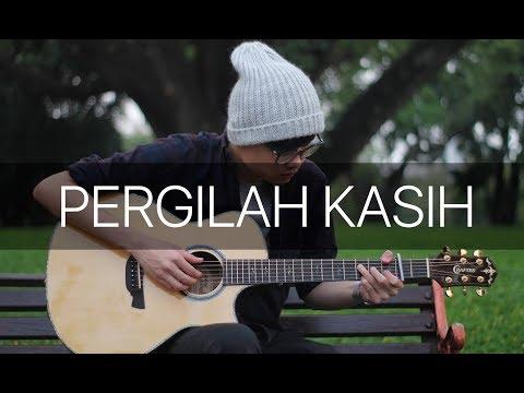Pergilah Kasih - D'Masiv / Chrisye (Fingerstyle Guitar Cover) [FREE TABS]