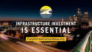 Video still for A message from the Transportation Construction Coalition.