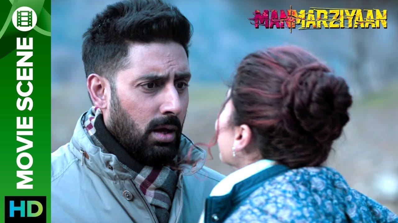 Download Abhishek Bachchan's Embarassing Scene | Bollywood Movie  | Manmarziyaan