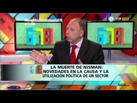 La muerte de Nisman: las novedades y la utilización política - 20-01-15 (1 de 3)