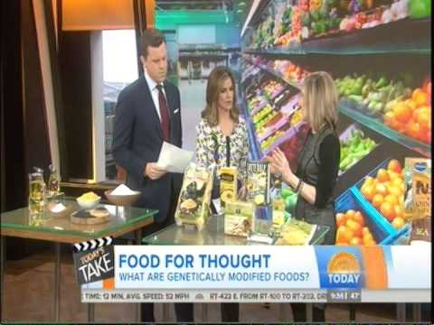 Today Show Reports On GMO Foods 1-14-14