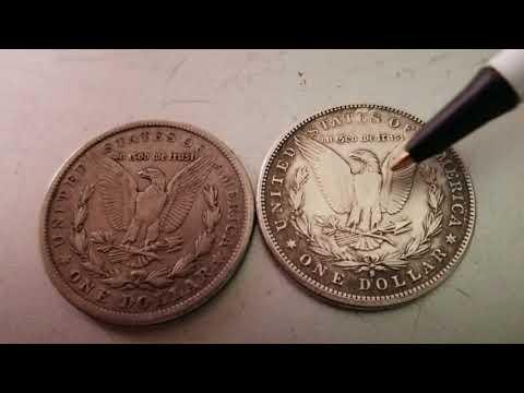 Fake Morgan Silver Dollar - Check Your Rolls