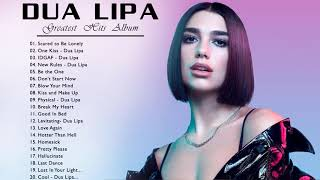 Dua Lipa Best Songs - Dua Lipa Greatest Hits Playlist Album 2020