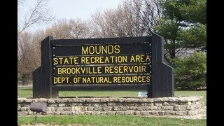 Brookville Mounds State Park Indiana Campground