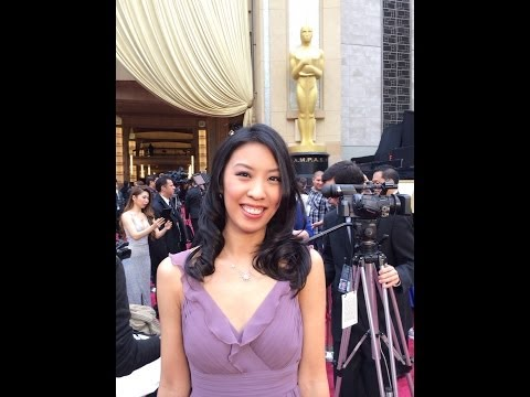 Kristie Hang Covers the 86th Annual Academy Awards