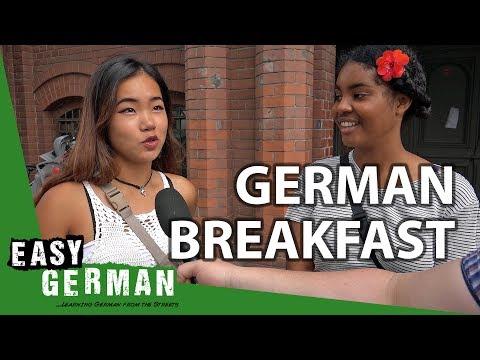 What Germans have for Breakfast   Easy German 204