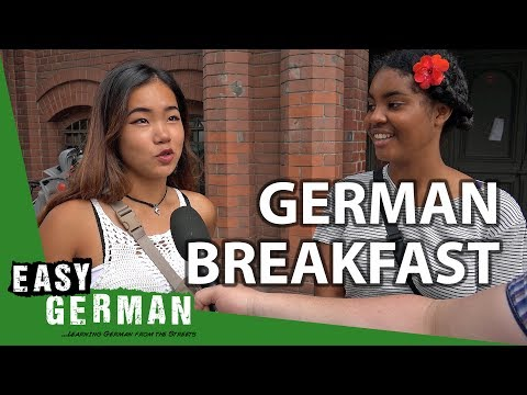 What Germans have for Breakfast | Easy German 204