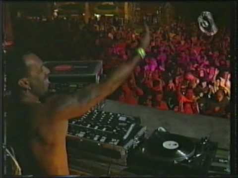 David Morales @ MTV Ibiza 1999