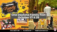 Daytona Beach Events October 2018