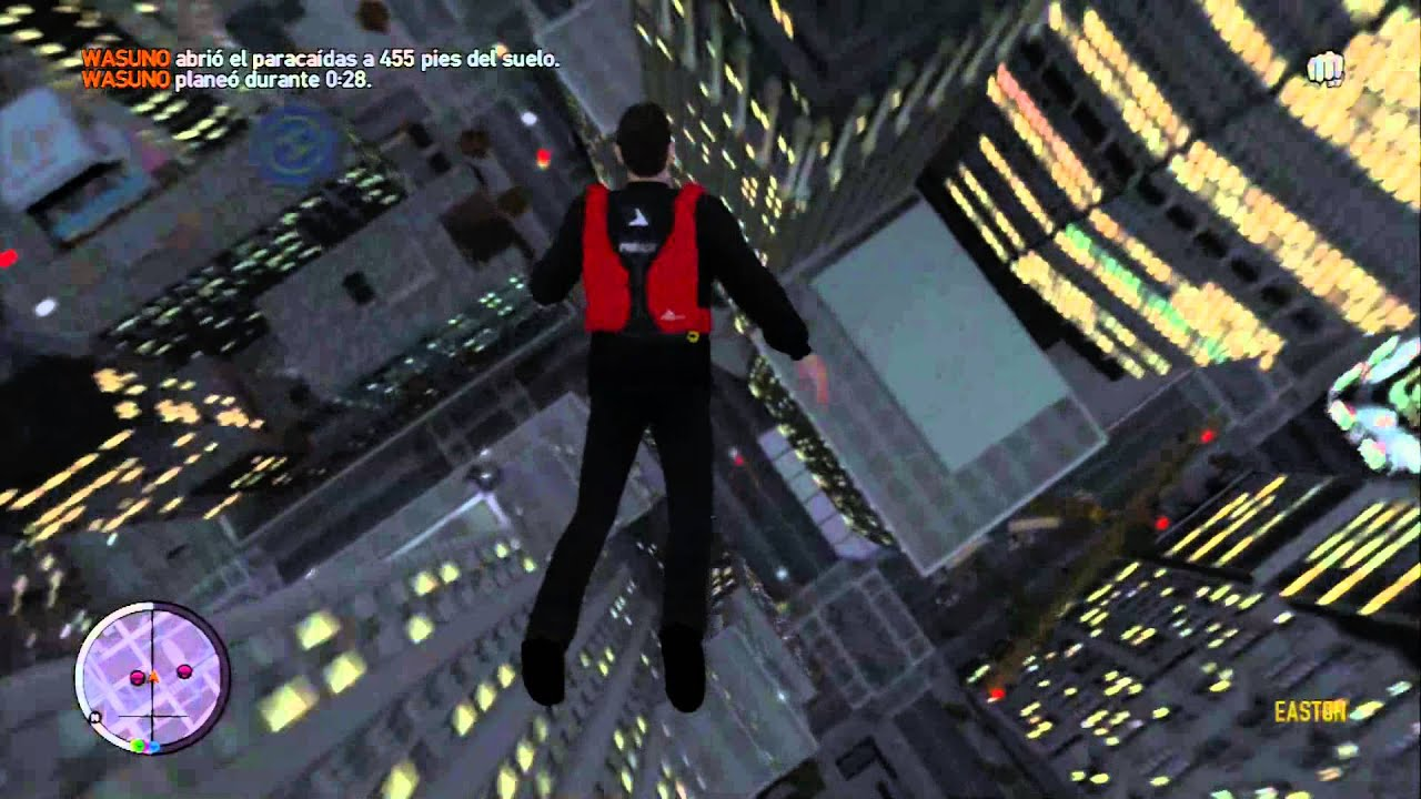 Tbogt Base Jumping Empire State Chrysler Building