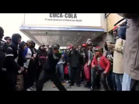 The  Original Harlem Shuffle