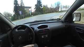 Opel Combo 2010 1.3l CDTi 4K _ Test Drive Review///Опель Комбо ТЕСТ Драйв Обзор