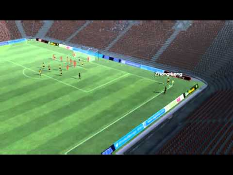 Dongya vs Guangzhou - Zheng Zhi Goal 51 minutes