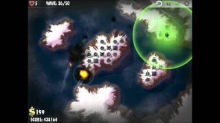iBomber Defense - Northern Europe - Firestorm - Veteran + Perfect
