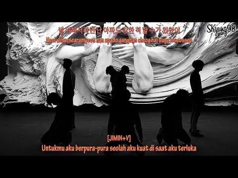BTS 'FAKE LOVE' MV [Sub Indo+Hangul+Romanisasi] (Color Coded) HD