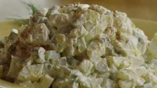 Salad Recipe - How To Make Potato Salad