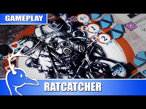 The Ratcatcher - Gameplay - (Quackalope Games)