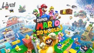 Super Mario 3D World! (Mario - Bonus Worlds!)