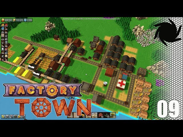 Factory Town - S02E09 - Herb Farm and Remedy's