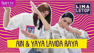 Download lagu LimaLeTop Ain EdruceYaya Zahir Lavida Raya MP3