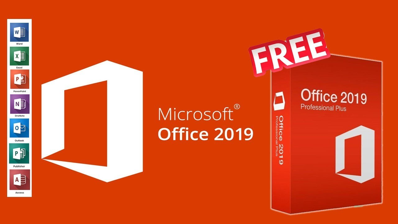 Download And Install Microsoft Office 2019 Professional Plus With
