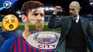 Manchester City négocie déjà avec Lionel Messi | Revue de presse