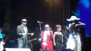 GEORGE CLINTON - ATOMIC DOG  - VIRADA CULTURAL SP
