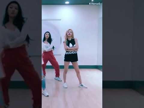 MAMAMOO(마마무) - Egotistic '너나 해' Dance Practice Mirrored | Solar Focus