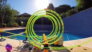 Our 50th marble run has to be one of the most epic tracks ever. Sta...