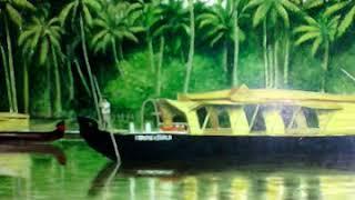 Uthara swayamvaram ... A karaoke song by Raju Daniel