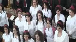 Sion Cor Mixt Speranta - Pe Zidurile Tale Ierusalime