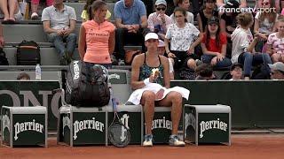Roland-Garros : Garcia-Perez domine Tan