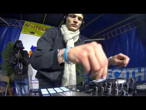 DJ - Téléthon 2016 - Live from the stage
