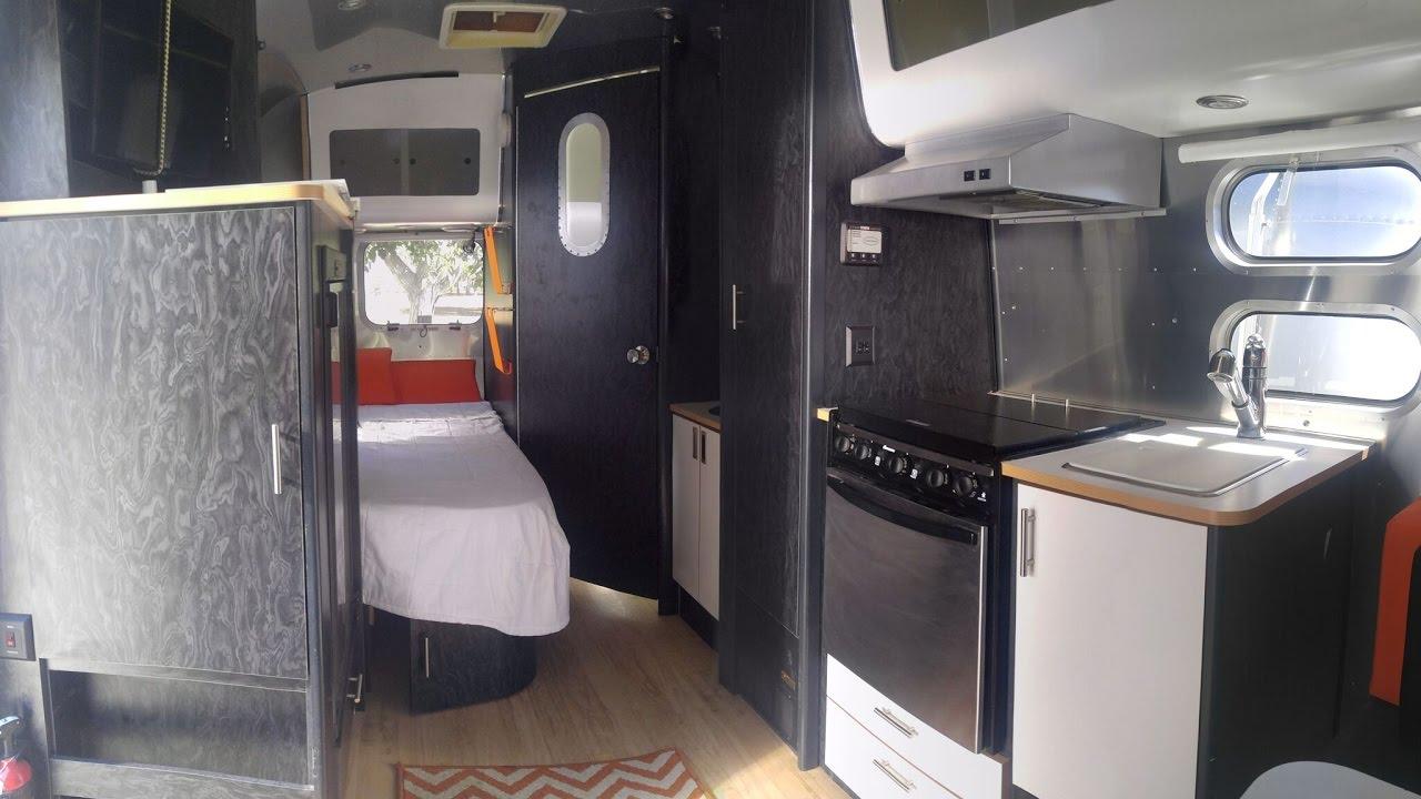 2005 Airstream Floor Plans