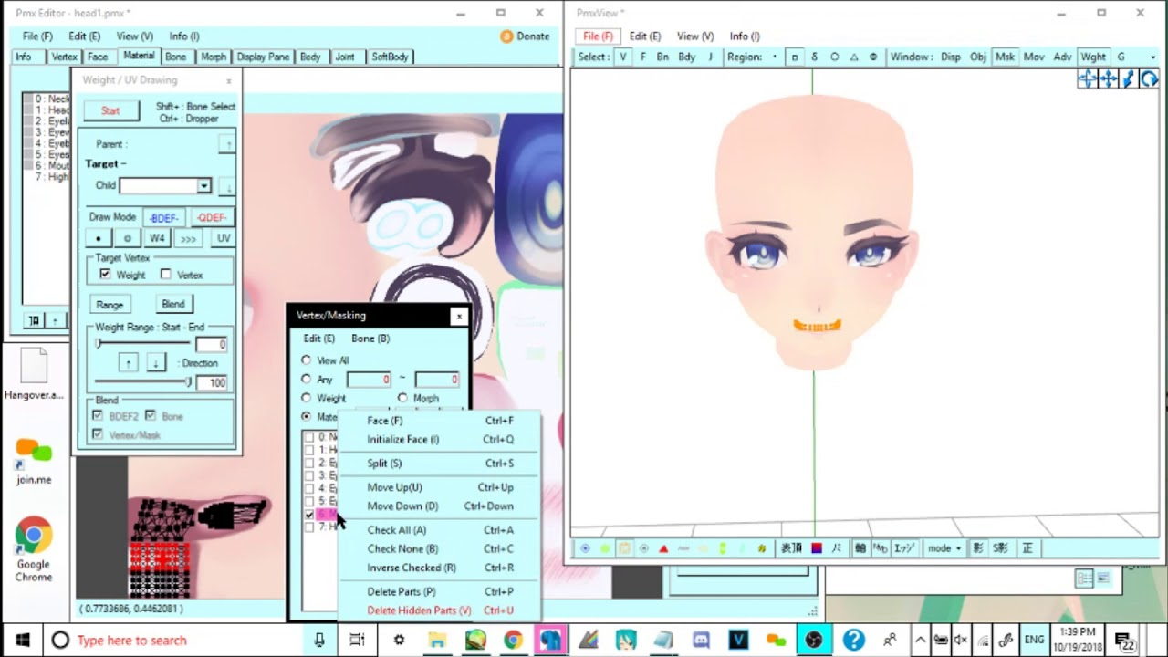 ||MMD|| Speed Model Part 1 + FACE EDIT TUTORIAL