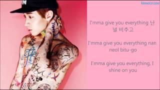 Henry - My Everything [Hangul/Romanization/English] HD