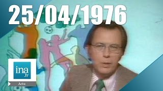 20h Antenne 2 du 25 avril 1976 - Elections au Portugal | Archive INA