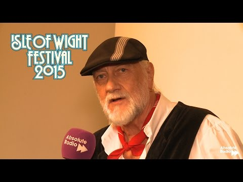 Fleetwood Mac Interview | Isle of Wight Fest 2015
