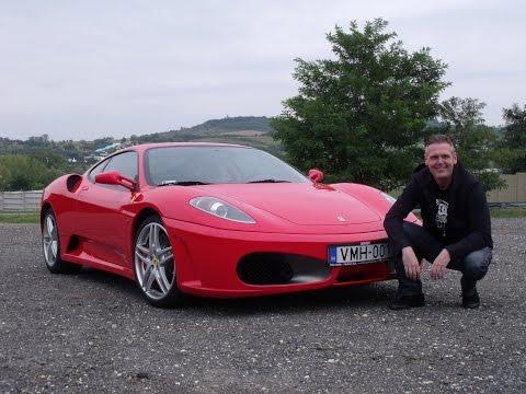 Ferrari F430 teszt - SportVerda (Tordai István)