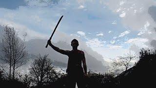 Samurai Madness - Sword Tricks