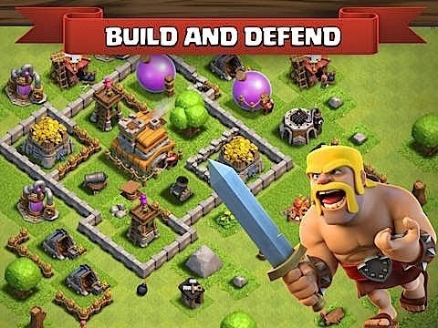 Town Hall 3 CoC Best Hybrid Base Build!