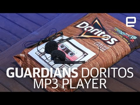 We teardown a collectible Doritos bag to get at its hidden MP3 Player | Hands-On