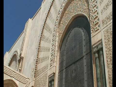 casablanca Morocco city trip
